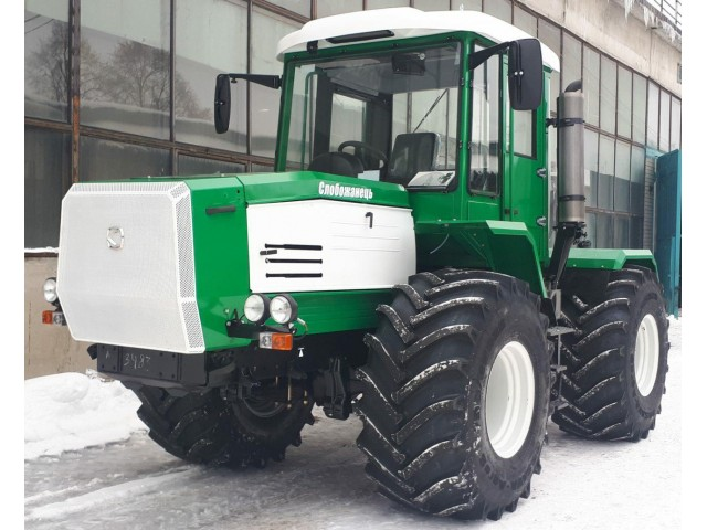 Огляд моделей сільськогосподарських тракторів Слобожанець