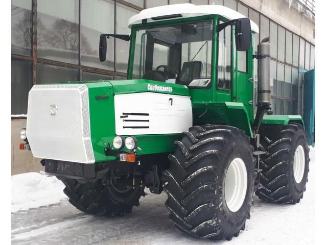 Обзор моделей сельскохозяйственных тракторов Слобожанец